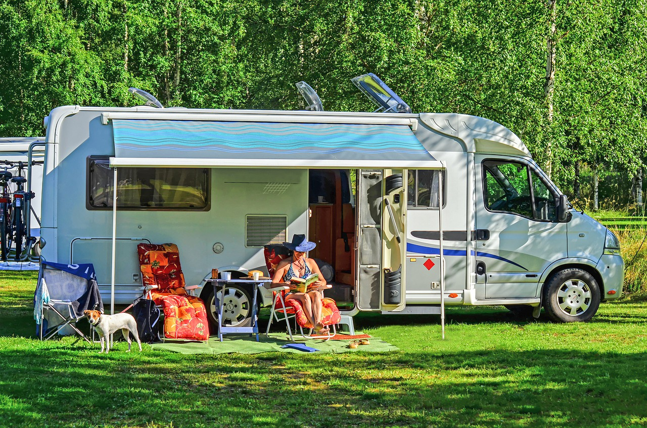 Best Two Outdoor RV Campground Games